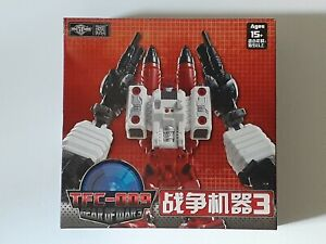 Transformers TFC Six Gun TFC-009 Generations - Gear of War 3 Metroplex Upgrade