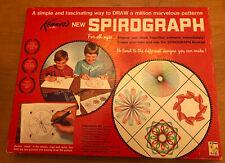 VINTAGE 1967 KENNER'S SPIROGRAPH SET - 100% COMPLETE & ORIGINAL