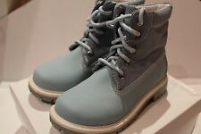 Sky Blue Boots For Toddler Boys