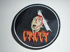 CANCER TO THE GORY END EMBROIDERED PATCH