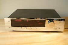 Restek Metric  - Rare High-End FM Tuner - Balanced XLR Output - Twin Aerial