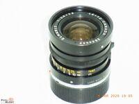 Leitz Canada Elmarit-M 1:2,8/28mm Weitwinkel-Objektiv für Leica-M Bajonett