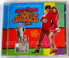 AUSTIN POWERS THE SPY WHO SHAGGED ME - SOUNDTRACK O.S.T. - CD USA Ed.- Sigillato