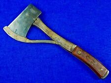 Vintage Old 1953-60 US MARBLES Gladstone Safety Axe Hatchet #2 Plastic Handle