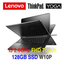 ThinkPad Yoga 12 i5 2.6Ghz FHD IPS Touch 128GB WiFi BT B/L W10P OS+TPP Warranty