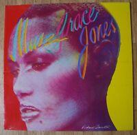 GRACE JONES Muse LP/GER/FOC