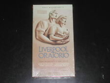 Paul Mc cartney & Carl DAVIS Liverpool Oratorio de 1991 Nuevo sello K7 / tape