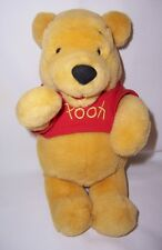 Winnie the Pooh Super Velvety Soft Plush & Pooh Shirt