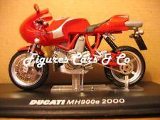 MOTO 1/24  COLLECTION  DUCATI MIKE HAILWOOD 900e 2000  MOTORCYCLE