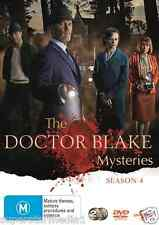 The Doctor Blake Mysteries - Season 4 : NEW DVD