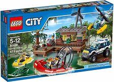LEGO City Crooks Hideout (#60068)(Retired 2015)(Rare)(NEW)