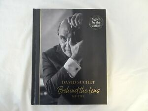Behind the Lens: My Life by David Suchet (Hardcover, 2019)