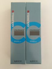x2 Goldwell Colorance Demi Hair Color Tube 2.1 Oz Each ~ 5K