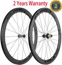 R36 Hub 50mm Clincher Carbon Bike Wheels Road Bike Carbon Wheelset 700C 12kTwill