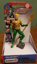 NEW 2015 Aquaman Miniature Figurine Super Hero Justice League Schleich