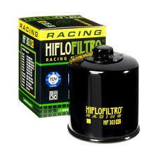 HIFLO FILTRO OLIO RACING HF303RC PER HONDA CBR1000 F Hurricane  87-95