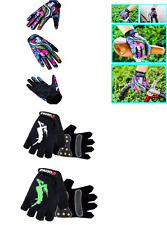 ✅CYCLING MOTORCYCLE FITNESS RIDING SPORT GLOVES FULL / HALF FINGER✅US
