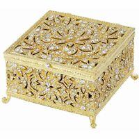 Olivia Riegel Gold WINDSOR Large Box