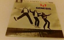 GENESIS - 3X3 EP - PAPERLATE & YOU MIGHT RECALL & ME AND VIRGIL -  1982