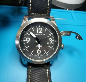 ANDROID Skyguardian 200m  Miyota 9015 Automatic Watch  AD614