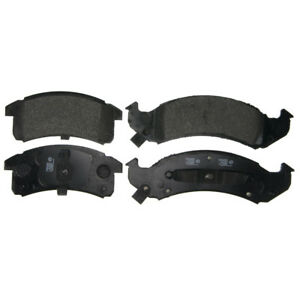 Disc Brake Pad Set-SST Front Federated MD623