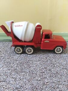 TONKA CEMENT MIXER TRUCK FROM EARLY 60s original