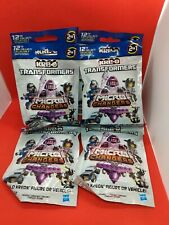 Lot of 6 Kre-O Transformers Micro Changers Blind Bag Figures