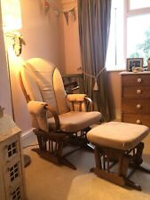 Dutailier Nursing Chair and Stool