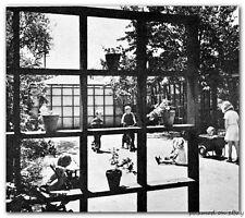 1951   HOW TO BUILD FENCES & GATES   mid century modern design ideas   PB   VG  