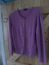 Per Una Long Sleeve Crew Neck Button Women's Jumpers & Cardigans