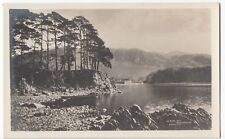 Lake District; Friars Crag, Derwentwater RP PPC, Unposted, c 1910's By Abraham
