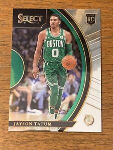 2017/18 Panini Select Concourse Jayson Tatum #93 RC Rookie Card Boston Celtics
