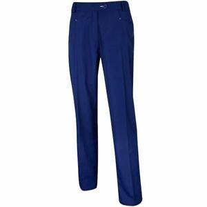 Island Green Ladies All Weather Thermal Waterproof Windproof Pant Golf Trousers