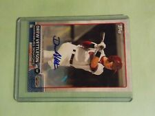 2015 Topps Pro Debut Drew Vettleson Rookie Auto Autograph RC