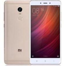 Teléfonos móviles libres Xiaomi Redmi Note 4 con conexión 4G 4 GB