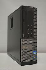 Dell Optiplex 790 SFF Intel i3 3.10GHz 4 Go DDR3 250 Go Win 7 Bureau Bureau Pc