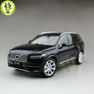 1:18 Volvo XC90 SUV Diecast Model Car SUV Toys Boys Girls Gifts Black