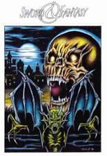 SWORD & FANTASY #14 - pulp fanzine - Robert E. Howard, Wally Wood, Lin Carter