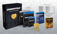 UNDERTALE Collector's Edition (PS4) Physical + Gold Music Box Locket