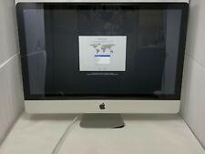 """iMac Unibody 27"""" 2011 MC813LL/A 2.7GHz i5 4GB 1TB HDD - Fair Condition"""