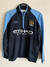 2012/2013 Manchester City training walk out jacket large men's not shirt MCFC