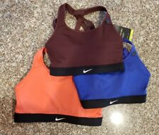 Women's Nike High Impact Compression Racerback Sports Bra