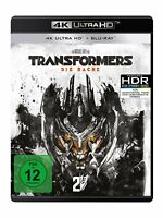 TRANSFORMERS-DIE RACHE-4K (SHIA LABEOUF, MEGAN FOX,,,)  2 ULTRA HD BLU-RAY NEU
