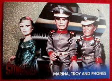STINGRAY - Foil Chase Card #F1 - MARINA, TROY & PHONES - Unstoppable 2017