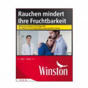 Winston Red XXXXL Zigaretten 280Stück (0,285 €/Stück)