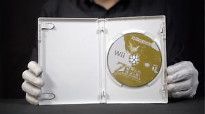 The Legend of Zelda Twilight Princess NOT FOR RESALE DEMO Wii - 'The Masked Man'