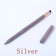 Eyeliner Pencil Waterproof Makeup Tools Eye Shadow Pen Makeup Pen Sponge Brush