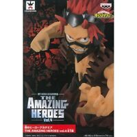 My Hero Academia The Amazing Heros Vol.4 Battle Ver. Pvc Action Figure Model