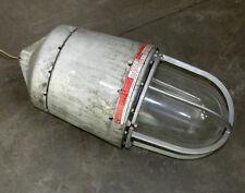 KILLARK EXPLOSION PROOF LIGHT HZJ-71G-HZP2 120V 250 WATT-USED