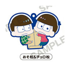 Osomatsu-san Choromatsu, Osomatsu PitaColle Rubber Phone Strap